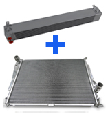 RE/CSF E46 M3 Oil Cooler/Radiator SPECIAL!