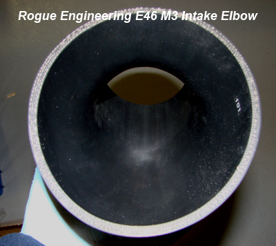 Rogue Engineering E46 M3 Silicone Intake Boot