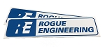 Rogue Engineering Decal - 12