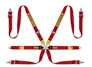 Sabelt Harness Systems - Silver Series Enduro Belt