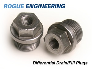 Rogue Engineering Differential Cover Plugs