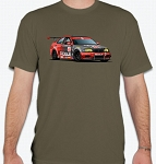 2019 - Rogue Engineering E46 M3 #40 Endurance Racecar Shirt
